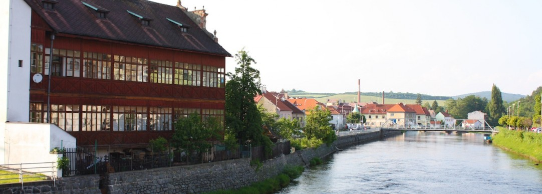 Writing with New Eyes: Three Years in the Czech Republic