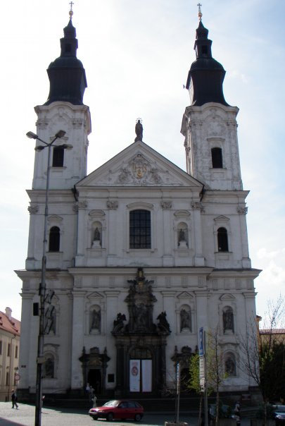 Picture of Cathedral in Klatovy