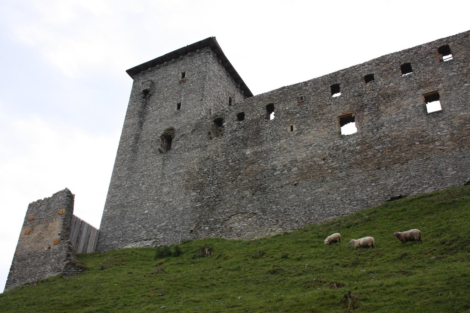 Castle at KašperskéHory