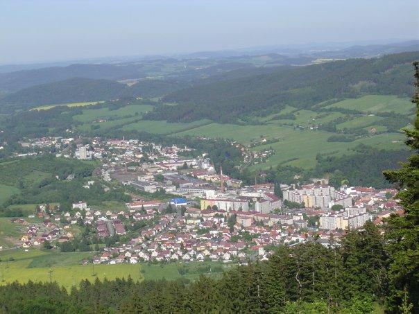 View of Sušice