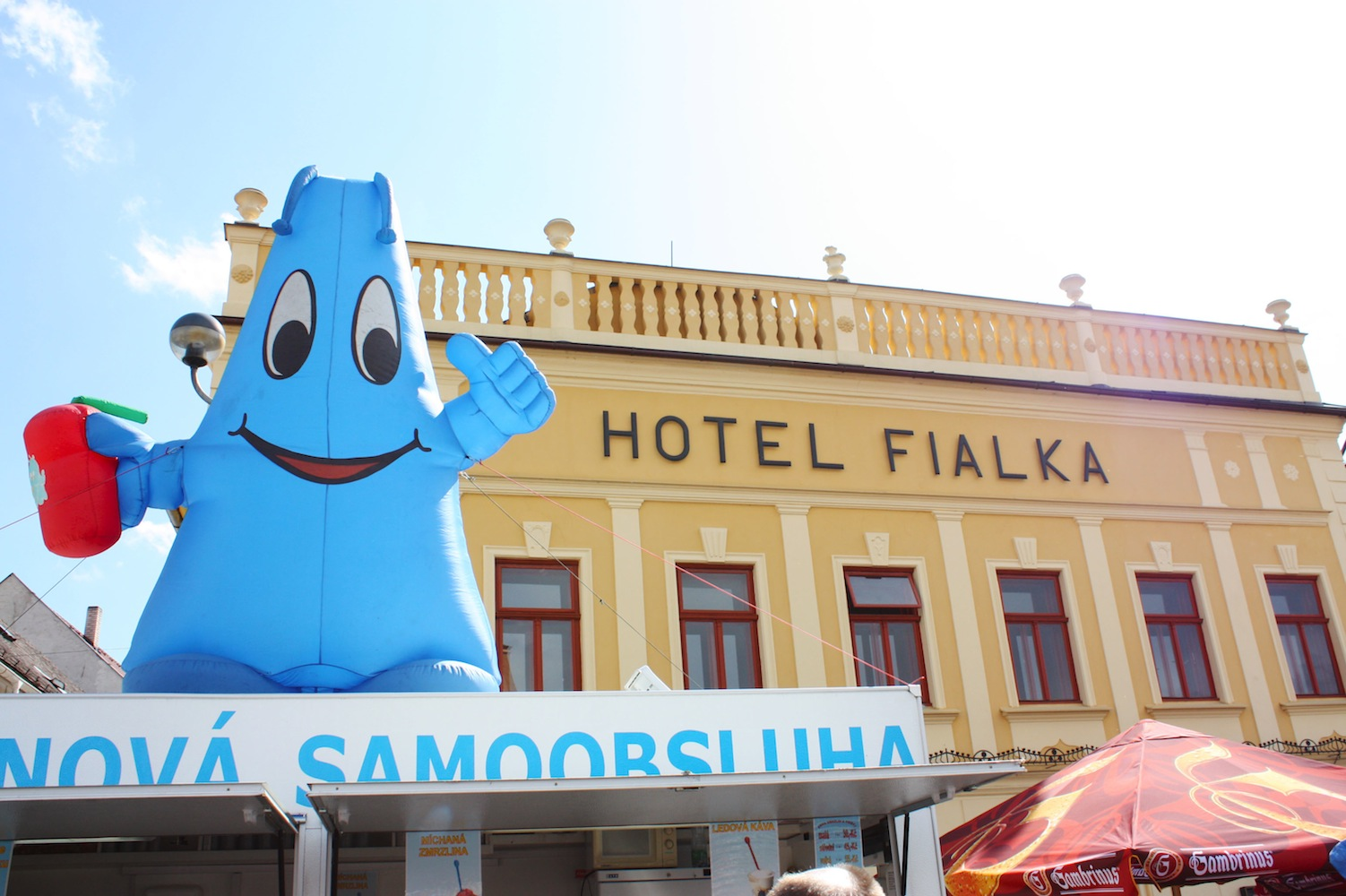 Picture of the Hotel Fialka